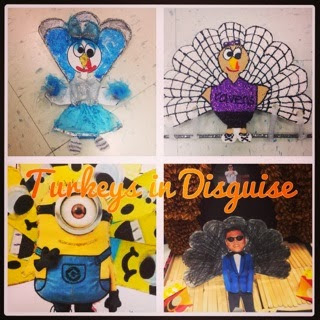 Turkey Disguise Project Ms Conesa S First Grade Class